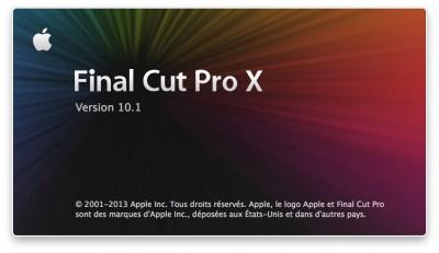 Final Cut Pro X 10.0.1 youstudio formation