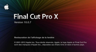 fcpx 10.0.7